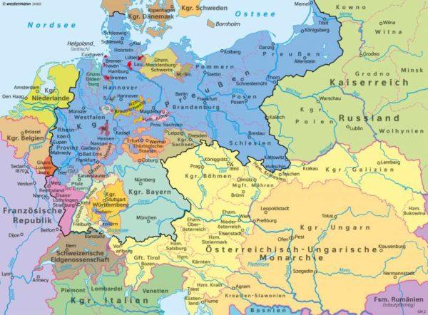 Das Deutsche Reich die deutsche Nation und die Dreigliederung
